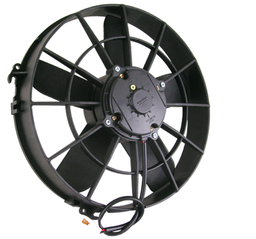"""Maradyne Champion Series High Profile 12"""" Puller Straight Wide Paddle Blade Electric Fan (DCM-TA12A3001)"""