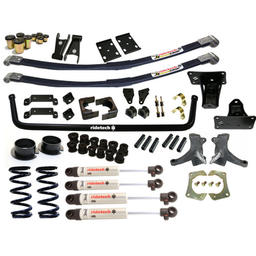 Ridetech StreetGrip Suspension System for 1973-1987 Chevy C-10 (RID-11365010)