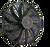 "Maradyne Champion Series Low Profile 16"" Reversible ""S"" Blade Electric Fan (DCM-M162K)"