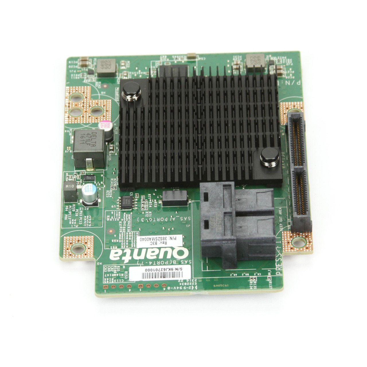 Quanta QS-3008-8i-IR-V2 QS 3008 8 Port 12Gbps Storage Mezz Card LSI SAS3008
