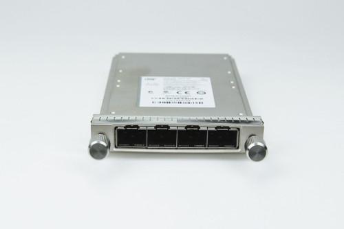 Cisco 40 Base CFP to 4x SFP Ports Transceiver CVR-CFP-4SFP10G Front View