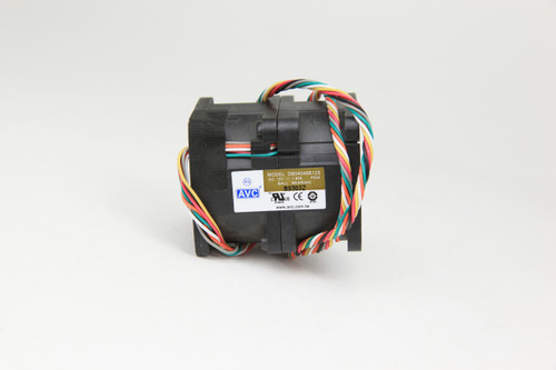 AVC 4 Pin 12V Ball Bearing Fan DB04048B12S