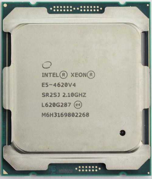 Intel CPU E5-4620v4 10 Core Processor SR2SJ Front View