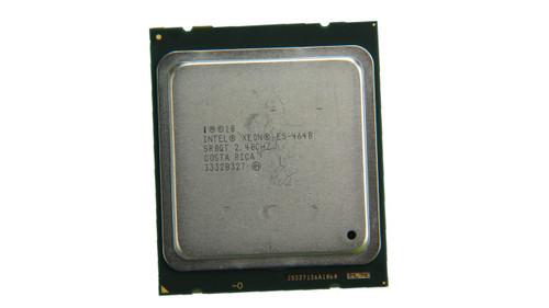 Intel Processor E5-4640 8 Core CPU SR0QT B Grade Front View