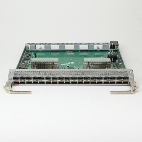 Cisco Nexus 9500 N9K-X9736PQ Top View