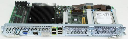 Cisco UCE-E Series Double-Wide Server UCS-E140D-M1/K9 Port View
