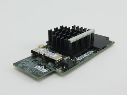 Intel 16-Port RAID Module RAID Controller Card RMS25PB080N Angled Top View