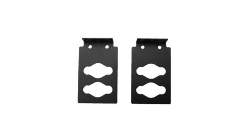 APC  Vertical PDU Mounting Brackets 870-15252 Straight View