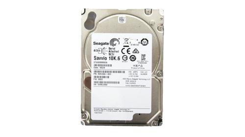 Seagate Hard Drive (HDD) ST600MM0006 Front View