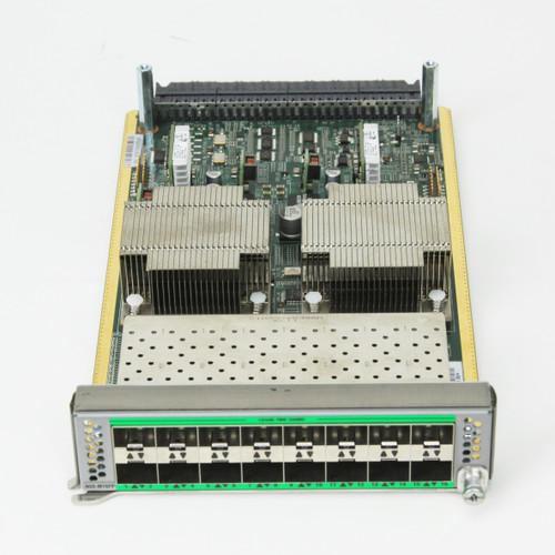 Cisco 16-Port Fiber Channel Expansion Module N55-M16FP Port View