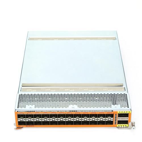 Cisco Nexus 56128P Expansion Module N56-M24UP2Q Port View