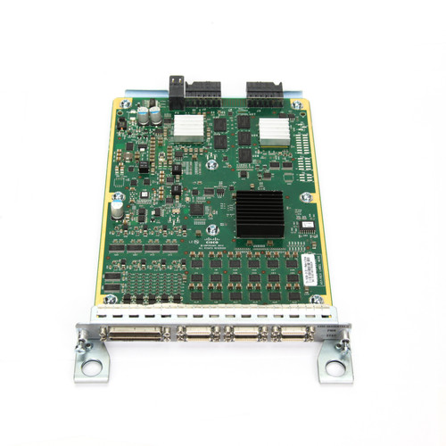 Cisco 14-Port Sync/Async Interface Module A900-IMASER14A/S Front View