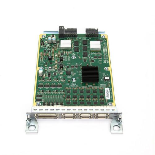 Cisco 14-Port Sync/Async Interface Module A900-IMASER14A/S Front View