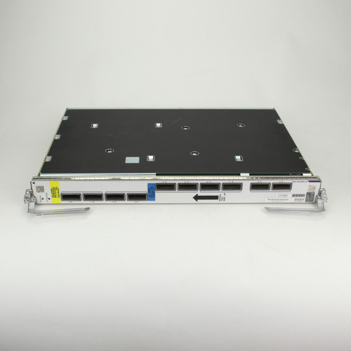Cisco Line Card NCS 6000 Series SAL18380UZ7 Used Front View