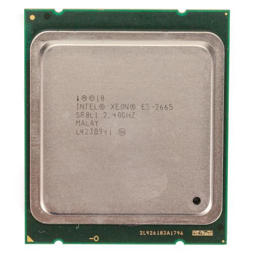 Intel E5-2665 8 Core Server Processor - SR0L1