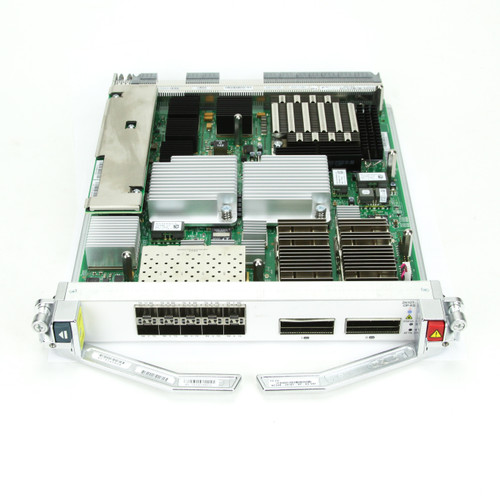 Cisco NCS 4000 Packet Line Card NCS4K-2H10T-OP-KS Used Front View