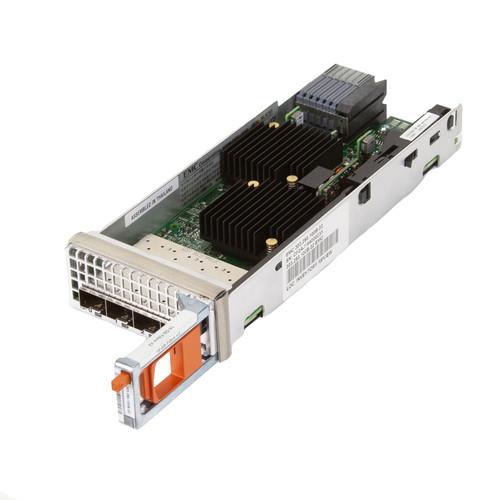 Dell EMC 16Gb Fibre v2 Network Module 4 SFP Ports 303-290-100B-02 PowerMax 2000