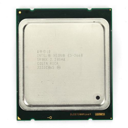 Intel Xeon E5-2660, 8 core, 2.2GHz Processor SR0KK (B Grade)