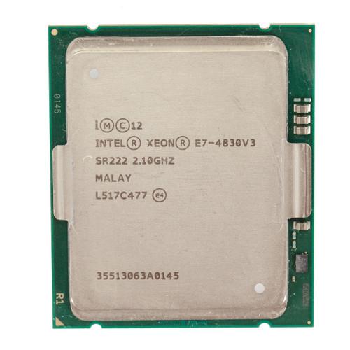 Intel® Xeon® Processor E7-4830 v3 SR222