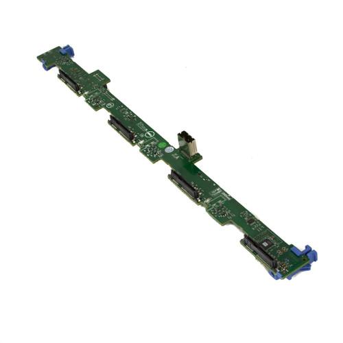 "Dell PowerEdge R330 R430 4 x 3.5"" LFF Hard Drive HDD Backplane Board 820HH"