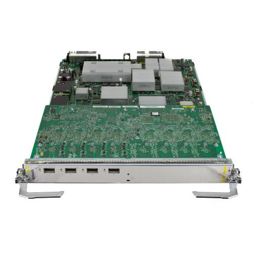 A9K-4T-L Cisco 4 Port 10GE Low Queue Line Card 40G Expansion Module ASR 9000 Requires XFPs