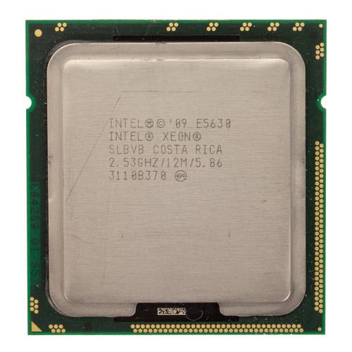 Intel® Xeon® E5630, 4 core, 2.53GHz Processor SLBVB (B-Grade)