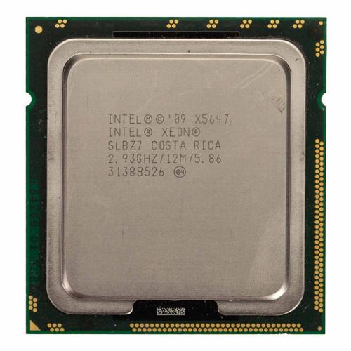 Intel® Xeon® X5647, 4 core, 2.93GHz Processor SLBZ7 (B-Grade)