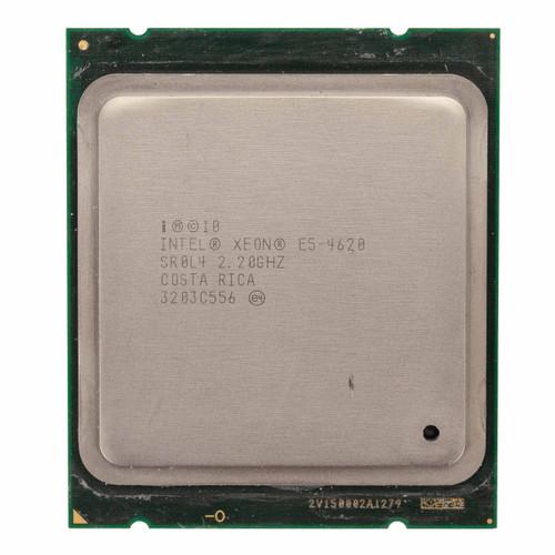 Intel® Xeon® E5-4620, 8 core, 2.2GHz (B-Grade)