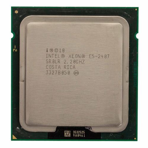 Intel® Xeon® E5-2407. 4 core, 2.2GHz Processor SR0LR (Clean Pull)