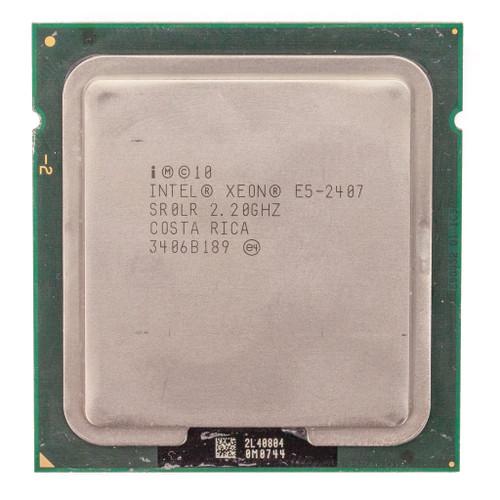 Intel® Xeon® E5-2407, 4 core, 2.2GHz Processor (B-Grade)