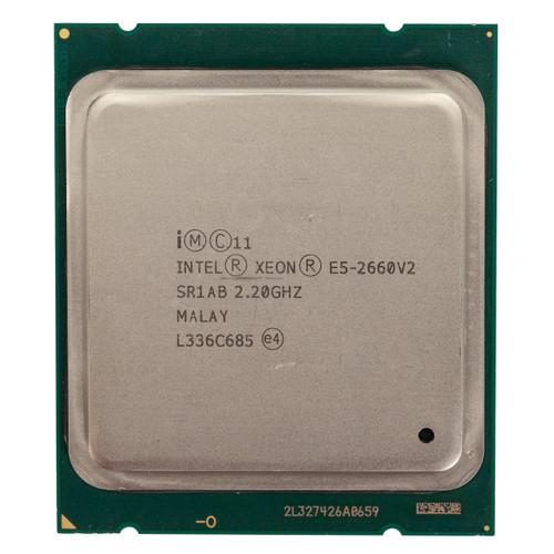 Intel® Xeon® E5-2660 v2, 10 core, 2.2GHz Processor SR1AB (B-Grade)