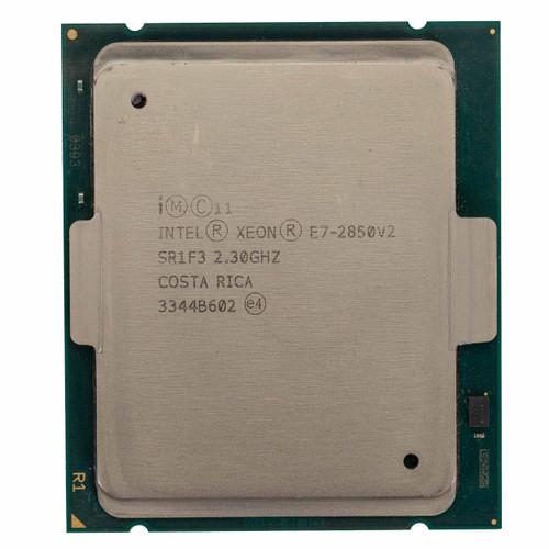 Intel® Xeon®  E7-2850 v2, 12 core, 2.3GHz Processor SR1F3 (B-Grade)