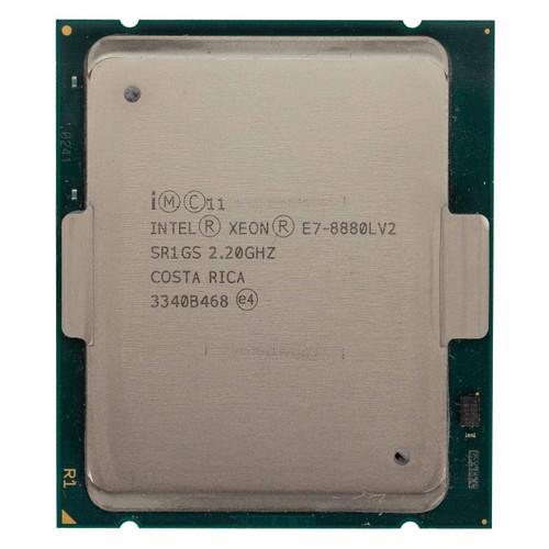 Intel® Xeon® E7-8880Lv2, 15 core, 2.20GHz Processor SR1GS (Clean Pull)