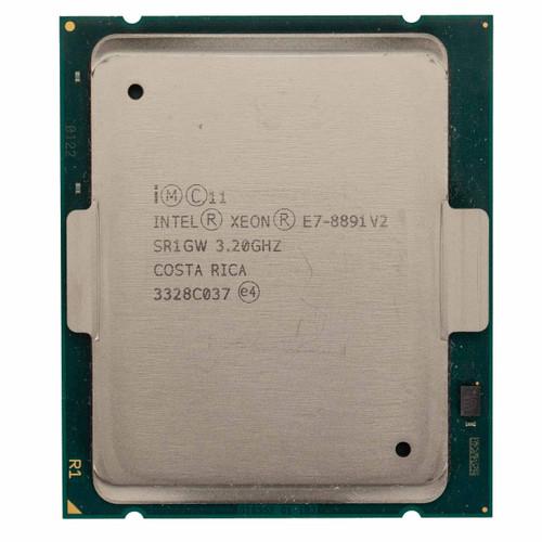 Intel® Xeon® E7-8891 v2, 10 core, 3.2GHz SR1GW (B-Grade)