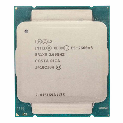 Intel® E5-2660 v3, 10 core, 2.6GHz SR1XR (B-Grade)