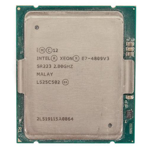 Intel® E7-4809 v3, 8 core, 2.0GHz SR223 (C-Grade)