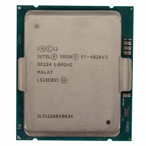 Intel® Xeon® E7-4820v3, 10 core, 1.90Ghz Processor SR224 (B-Grade)