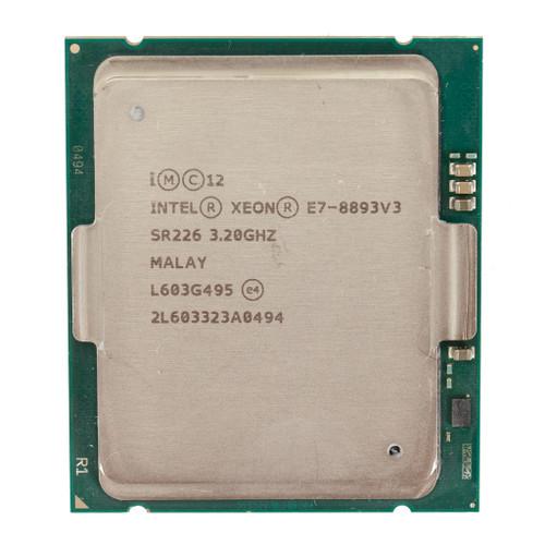 Intel® E7-8893V3, 4 core, 3.2GHz SR226 (B-Grade)