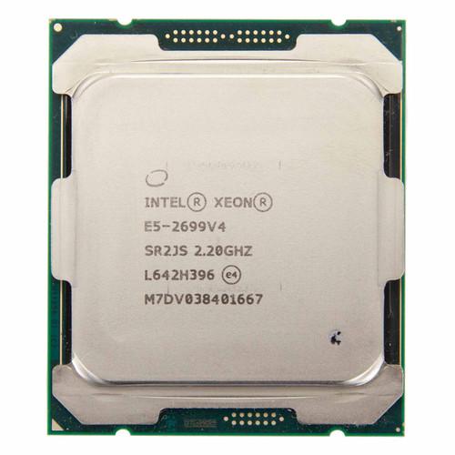 Intel® E5-2699 v4, 22 core, 2.2GHz Processor SR2JS (B-Grade)