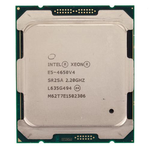 Intel® Xeon® E5-4650V4, 14 core, 2.20GHz Processor  SR2SA (B-Grade)