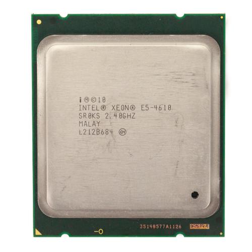 Intel® Xeon® E5-4610, 6 Cores 2.4GHz Processor SR0KS (B-Grade)