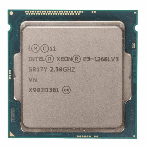 Intel® Xeon® E3-1268LV3, 4 core, 2.3GHz Processor SR17Y (Clean Pull)