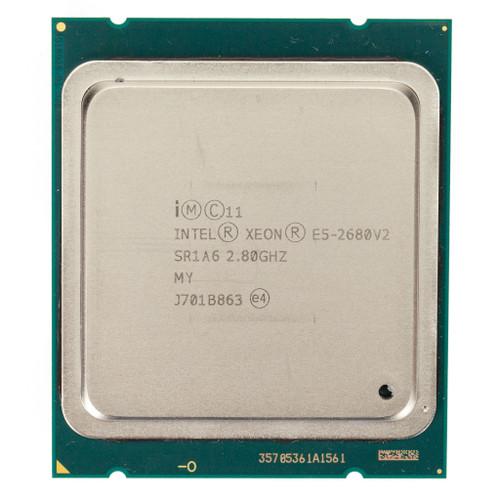 Intel® Xeon® E5-2680 v2, 10 core, 2.8GHz Processor SR1A6 (B-Grade)