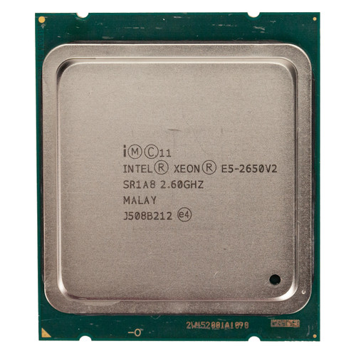 Intel® Xeon® E5-2650 v2, 8 core, 2.6GHz Processor SR1A8 (B-Grade)