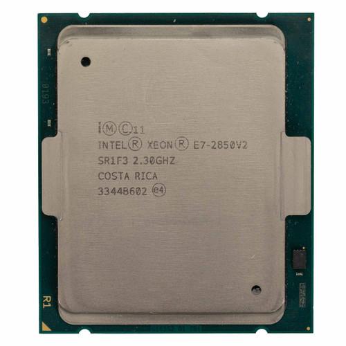 Intel® Xeon® E7-2850 v2, 12 core, 2.3GHz Processor SR1F3