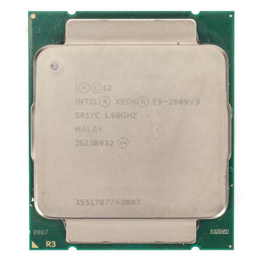 Intel® Xeon® E5-2609 v3, 6 core, 1.9GHz Processor SR1YC (B-Grade)