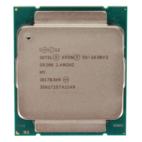 Intel® Xeon® E5-2630 v3, 8 core, 2.4GHz Processor SR206 (Clean Pull)
