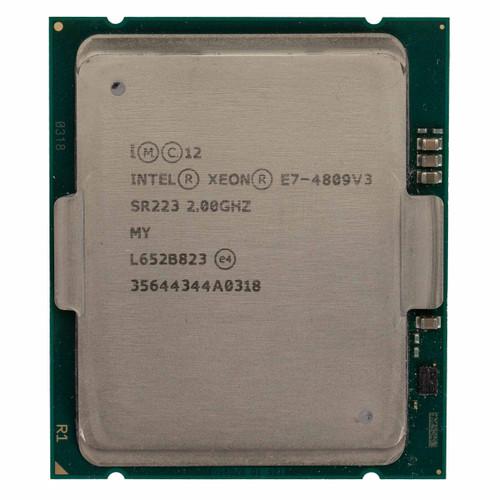 Intel® Xeon® E7-4809 v3, 8 core, 2.0GHz Processor SR223 (Clean Pull)