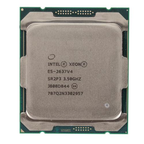 Intel® Xeon® E5-2637 v4, 4 core, 3.5GHz Processor (B-Grade)