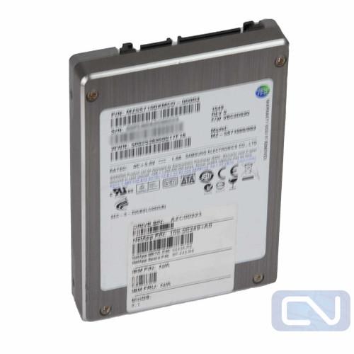"NetApp X442A-R5 Samsung MZ-5S71000 100GB SATA 3Gb/s 2.5"" SSD"